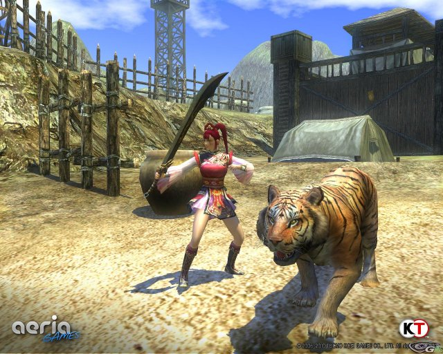 Dynasty Warriors Online immagine 33153