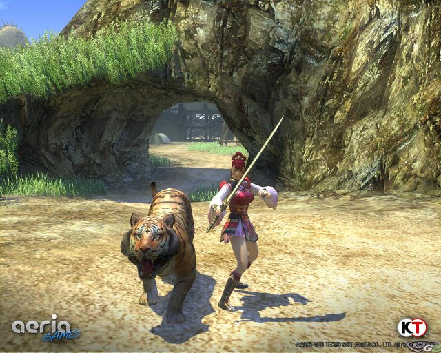 Dynasty Warriors Online immagine 33155