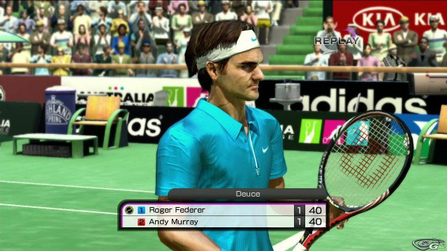Virtua Tennis 4 immagine 32180