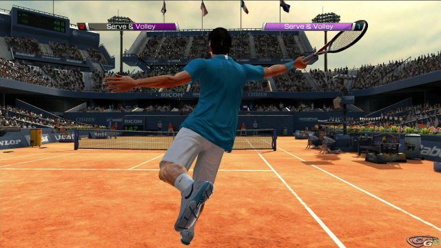 Virtua Tennis 4 immagine 32182