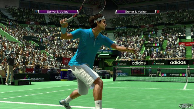 Virtua Tennis 4 immagine 32183
