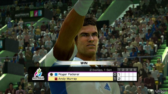 Virtua Tennis 4 immagine 32184