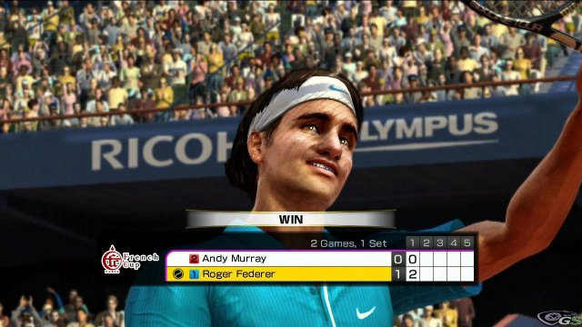 Virtua Tennis 4 immagine 32185