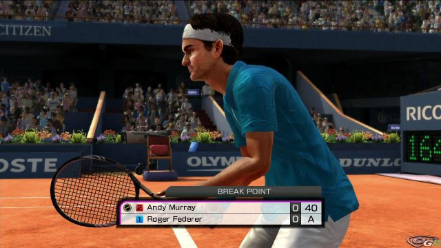 Virtua Tennis 4 immagine 32186