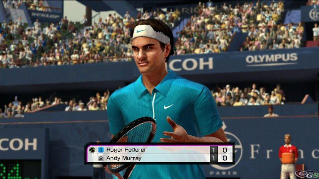 Virtua Tennis 4 immagine 32188