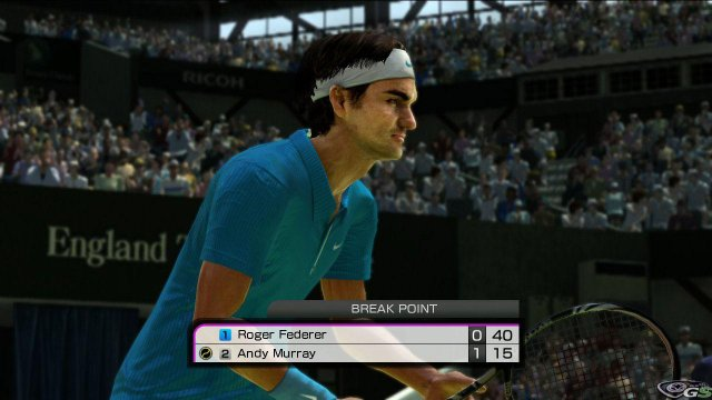 Virtua Tennis 4 immagine 32189