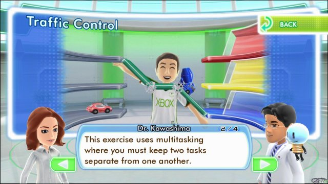 Dr. Kawashima: Esercizi per la Mente e il Corpo immagine 34408