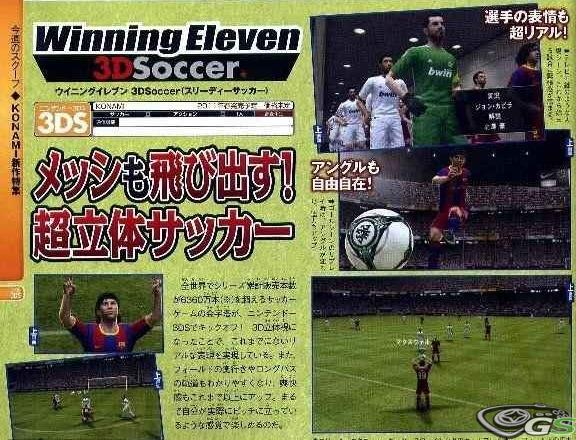 Winning Eleven 3D Soccer - Pro Evolution 3D Soccer immagine 34969