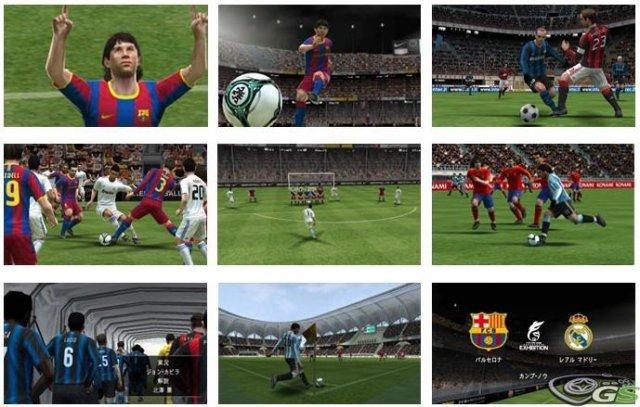 Winning Eleven 3D Soccer - Pro Evolution 3D Soccer immagine 34970