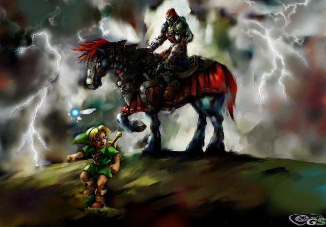 The Legend of Zelda: Ocarina of Time immagine 39075