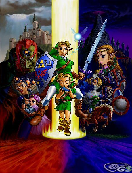The Legend of Zelda: Ocarina of Time immagine 39076