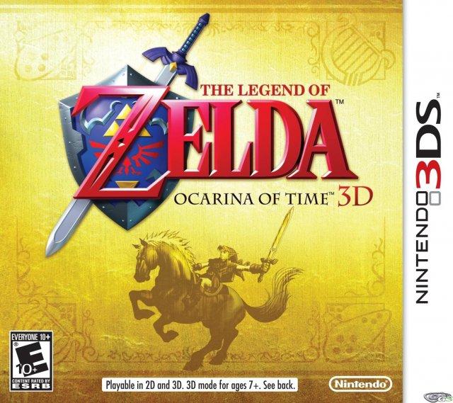 The Legend of Zelda: Ocarina of Time immagine 39078