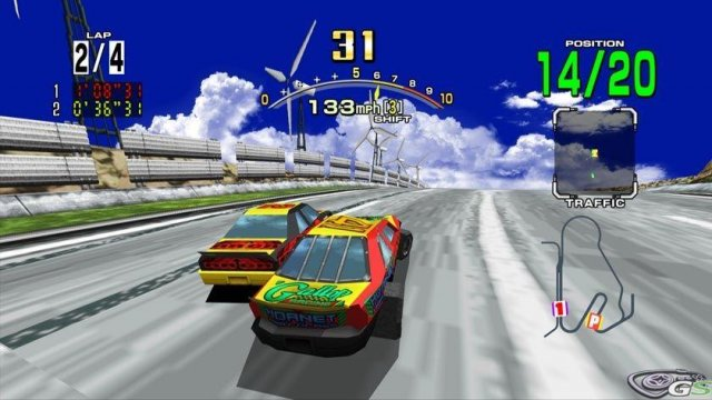 Daytona USA immagine 48470