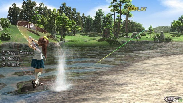 Everybody's Golf immagine 42222