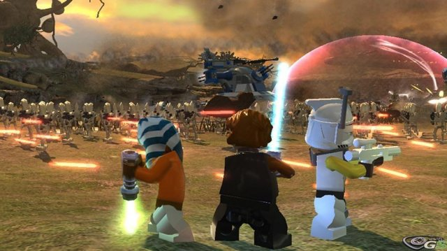 LEGO Star Wars III: The Clone Wars immagine 37867