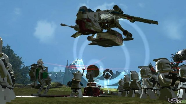LEGO Star Wars III: The Clone Wars immagine 37873