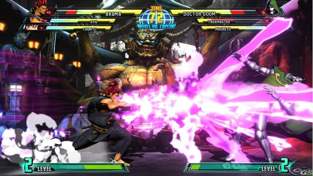 Marvel Vs Capcom 3 - Immagine 35379