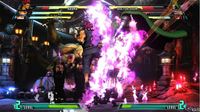 Marvel Vs Capcom 3 - Immagine 35381