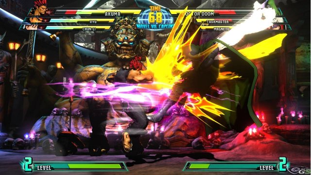 Marvel Vs Capcom 3 - Immagine 35383