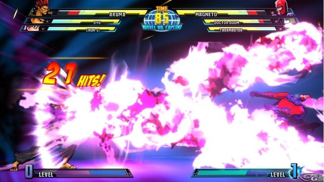 Marvel Vs Capcom 3 - Immagine 35387