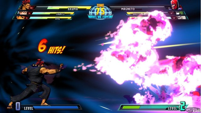 Marvel Vs Capcom 3 - Immagine 35389