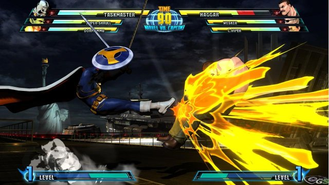 Marvel Vs Capcom 3 - Immagine 35411