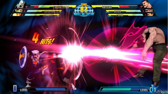 Marvel Vs Capcom 3 - Immagine 35419
