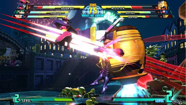 Marvel Vs Capcom 3 - Immagine 35763
