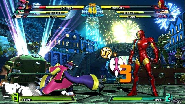 Marvel Vs Capcom 3 - Immagine 35769
