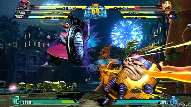 Marvel Vs Capcom 3 - Immagine 35771