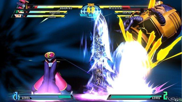 Marvel Vs Capcom 3 - Immagine 35773