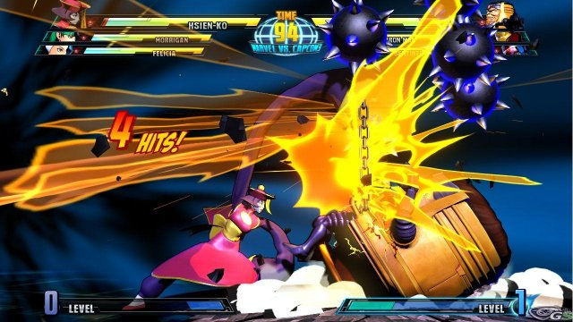 Marvel Vs Capcom 3 - Immagine 35775