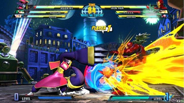 Marvel Vs Capcom 3 - Immagine 35777