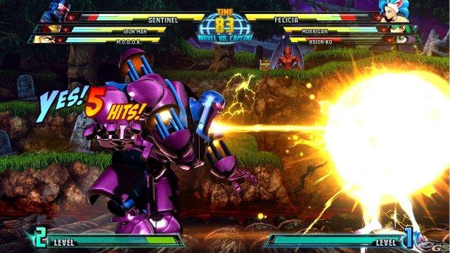 Marvel Vs Capcom 3 - Immagine 35783