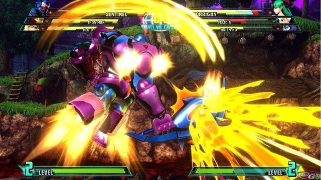 Marvel Vs Capcom 3 - Immagine 35789