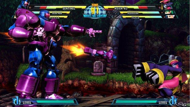 Marvel Vs Capcom 3 - Immagine 35795