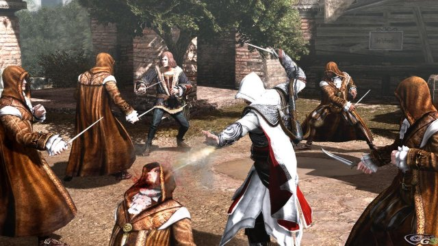 Assassin's Creed: Brotherhood immagine 37441