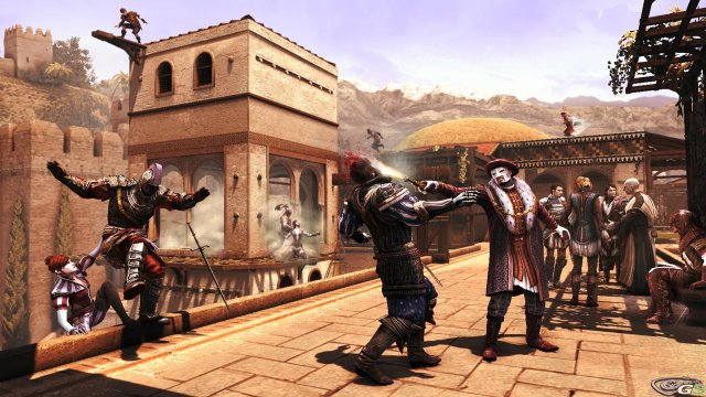 Assassin's Creed: Brotherhood immagine 37445