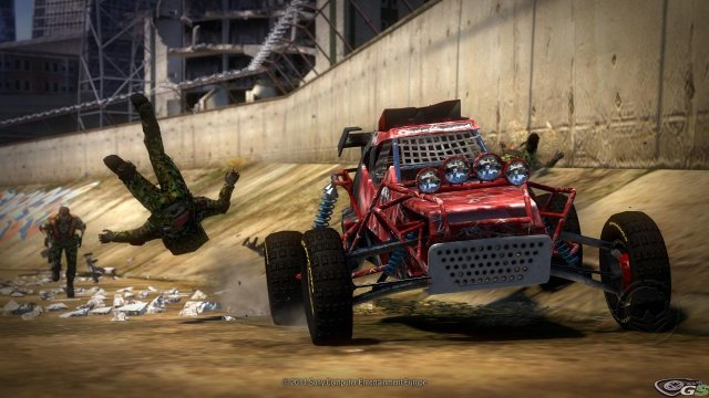 MotorStorm Apocalypse immagine 35896
