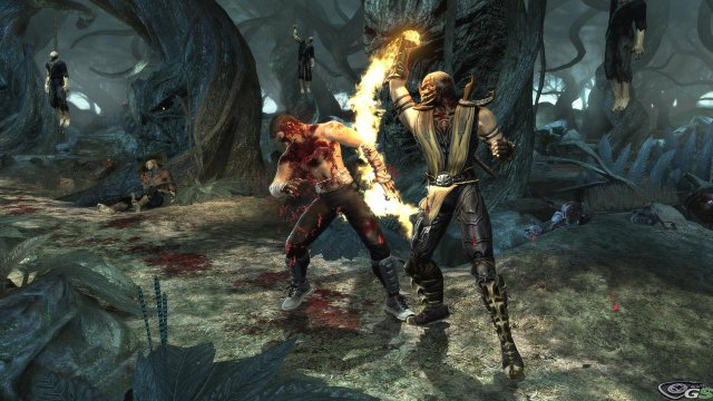 Mortal Kombat 9 immagine 38440