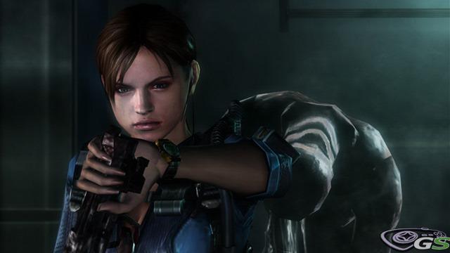 Resident Evil: Revelations immagine 46009