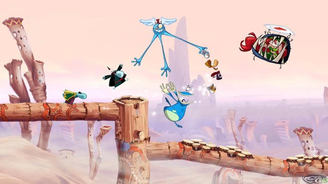 Rayman Origins immagine 45477