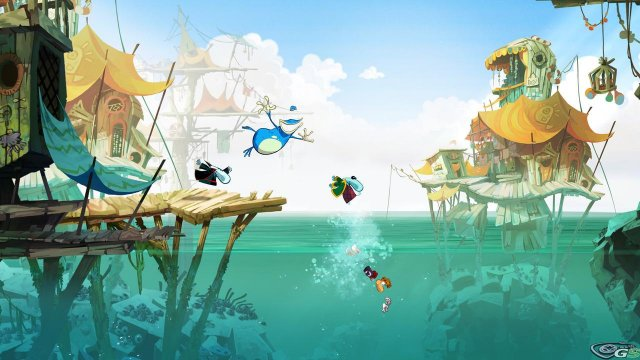Rayman Origins immagine 45479
