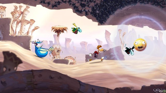 Rayman Origins immagine 45482