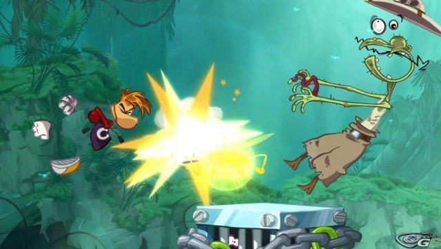Rayman Origins immagine 45492