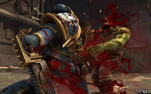 Warhammer 40,000: Space Marine immagine 35352
