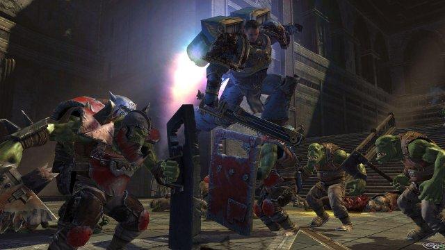 Warhammer 40,000: Space Marine immagine 40543