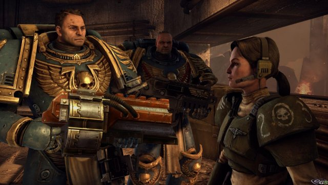 Warhammer 40,000: Space Marine immagine 40546