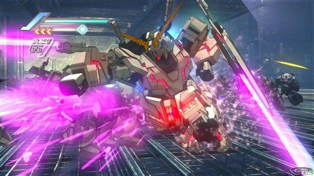 Dynasty Warriors Gundam 3 immagine 43002