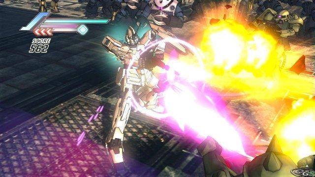 Dynasty Warriors Gundam 3 immagine 43010